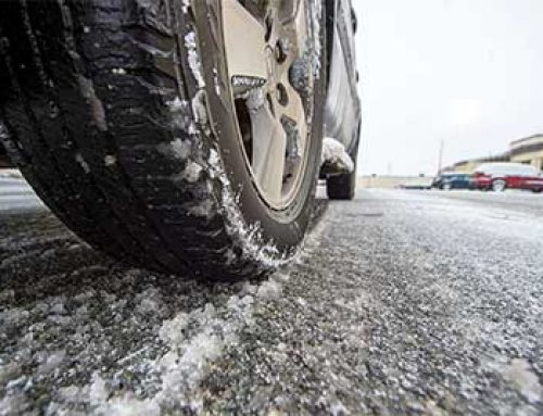 Winter tyres most effective in below seven degree temperatures